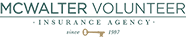 McWalter Volunteer Insurance Agency Logo